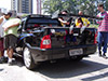 Fiat Strada tunado aerof�lio na tampa traseira