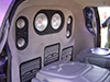 Caravan de demonstração HBuster Subwoofers, amplificadores e kits componentes